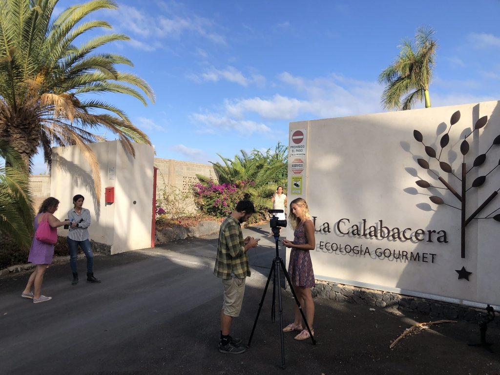 Finca La Calabacera Canary Green