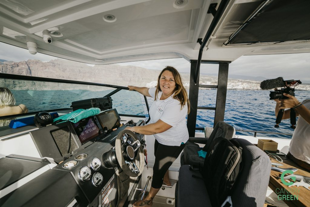 Mercedes Reyes Whale Wise Eco Tours