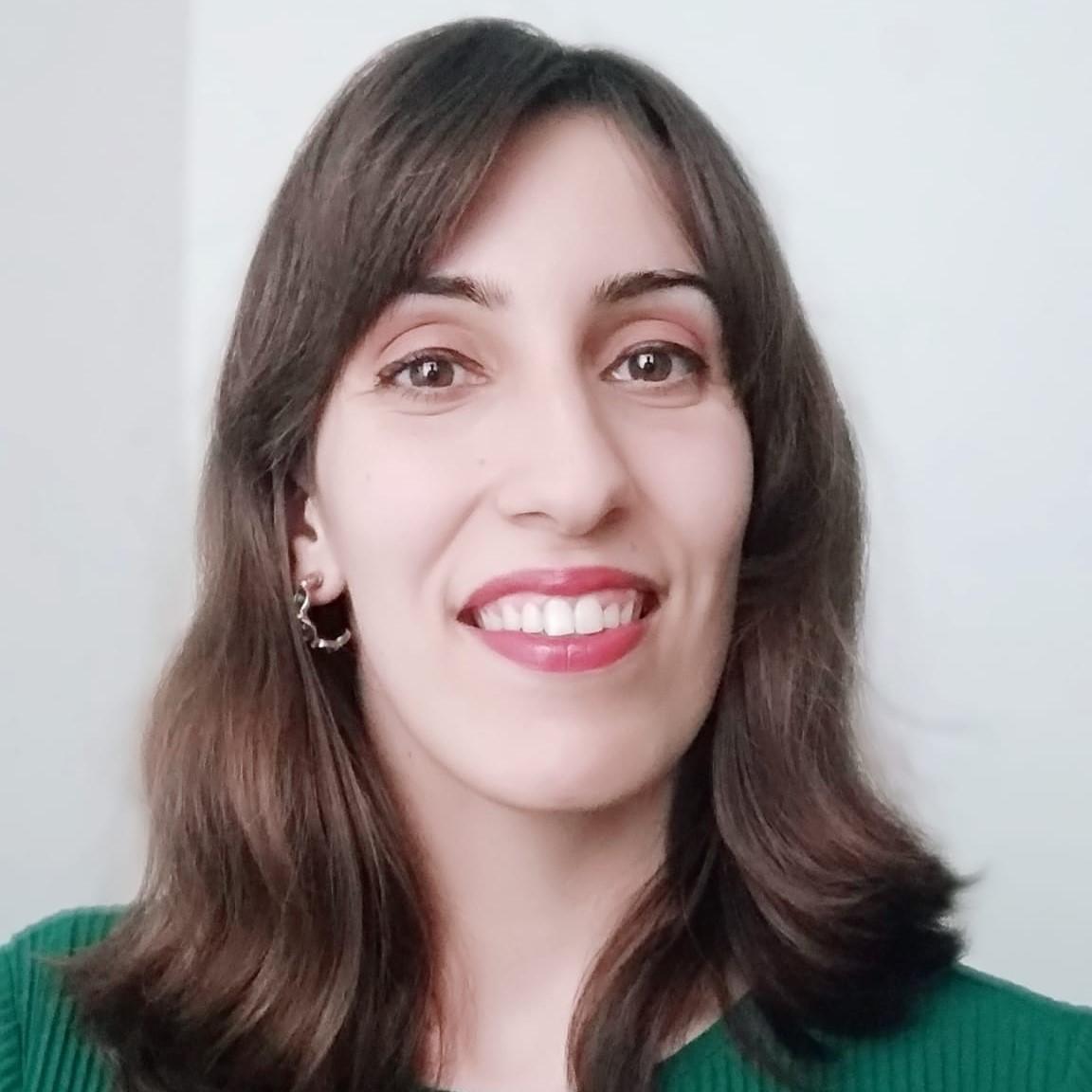 María Rodriguez Canary Green