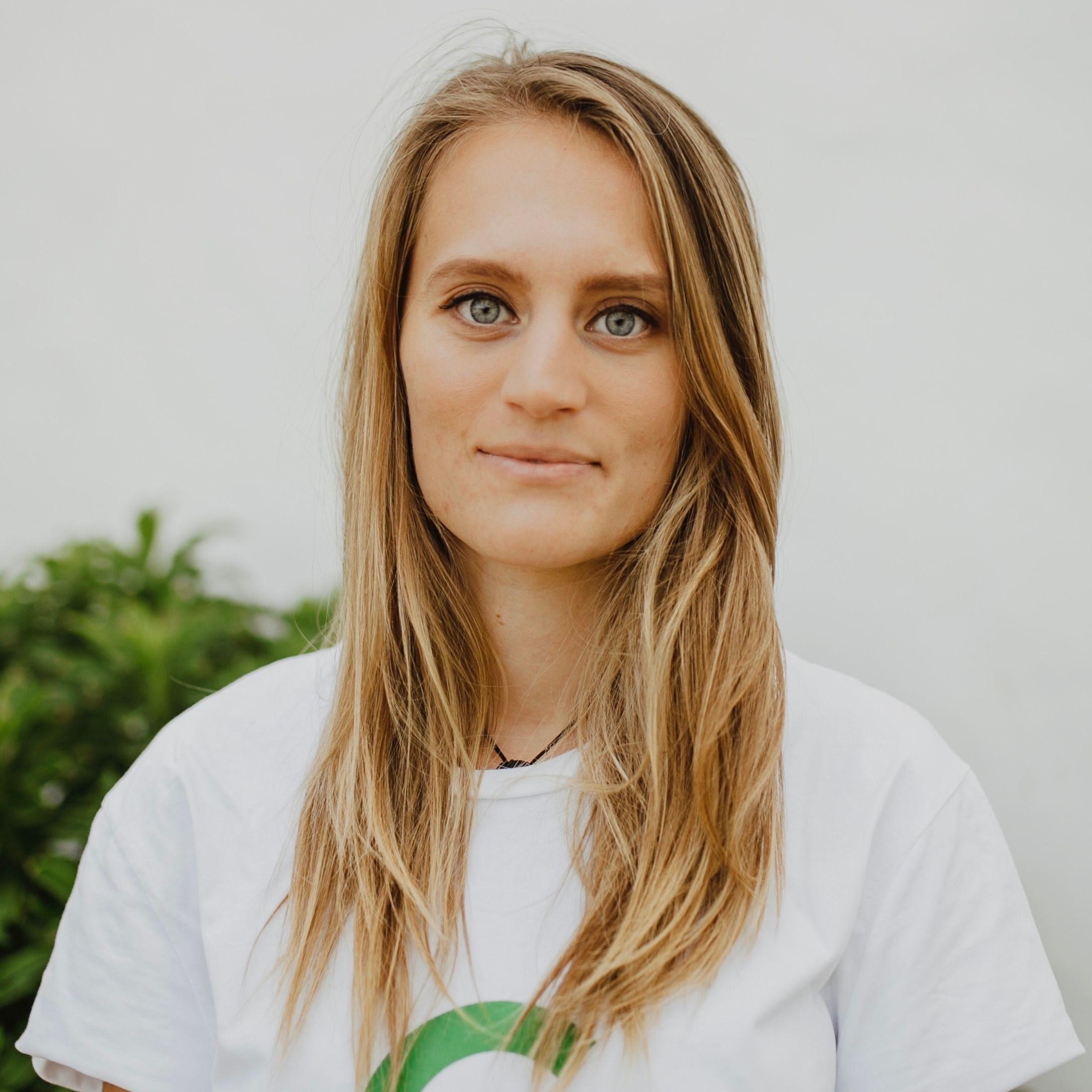 Nina Dobnik Canary Green