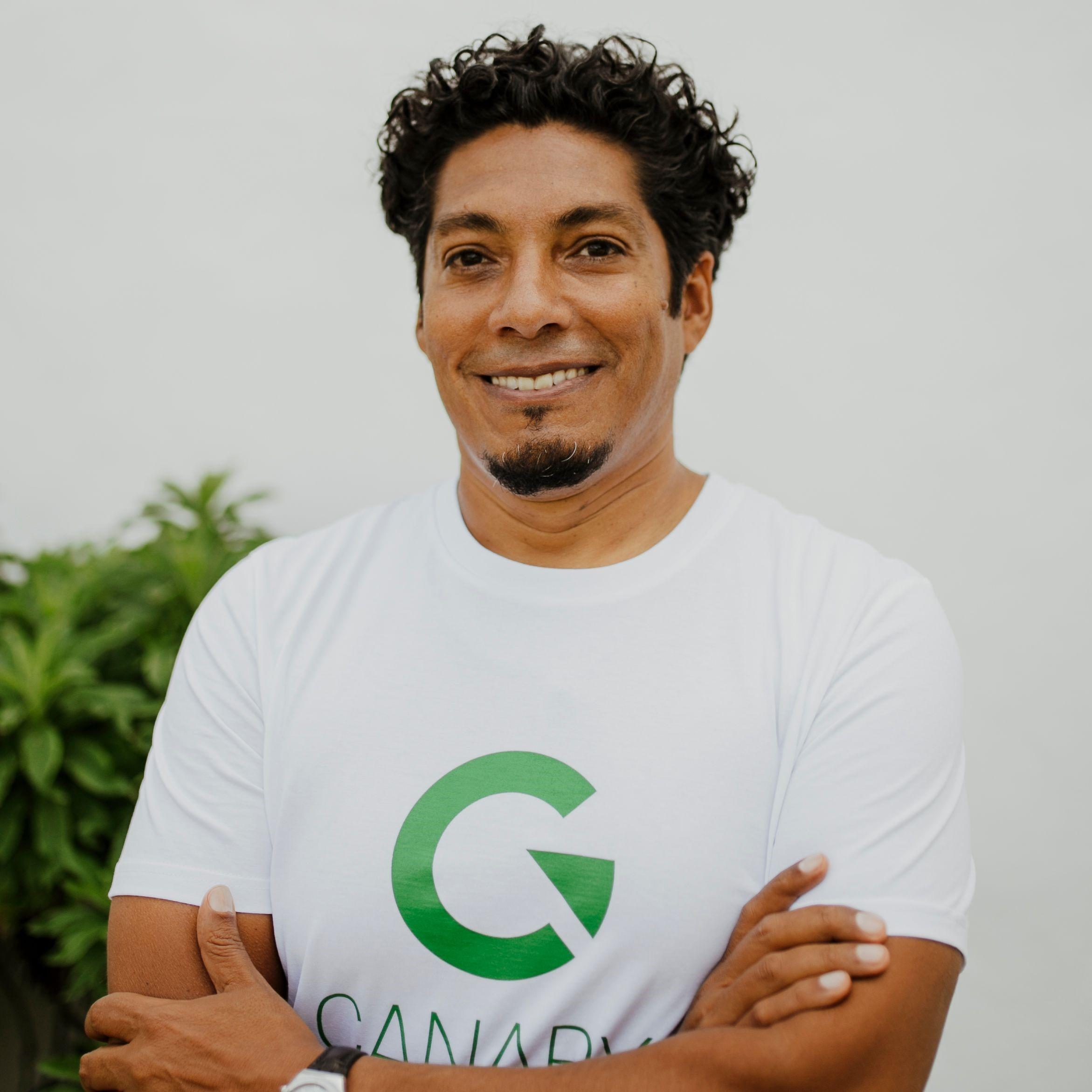 Titus Ruiz Canary Green
