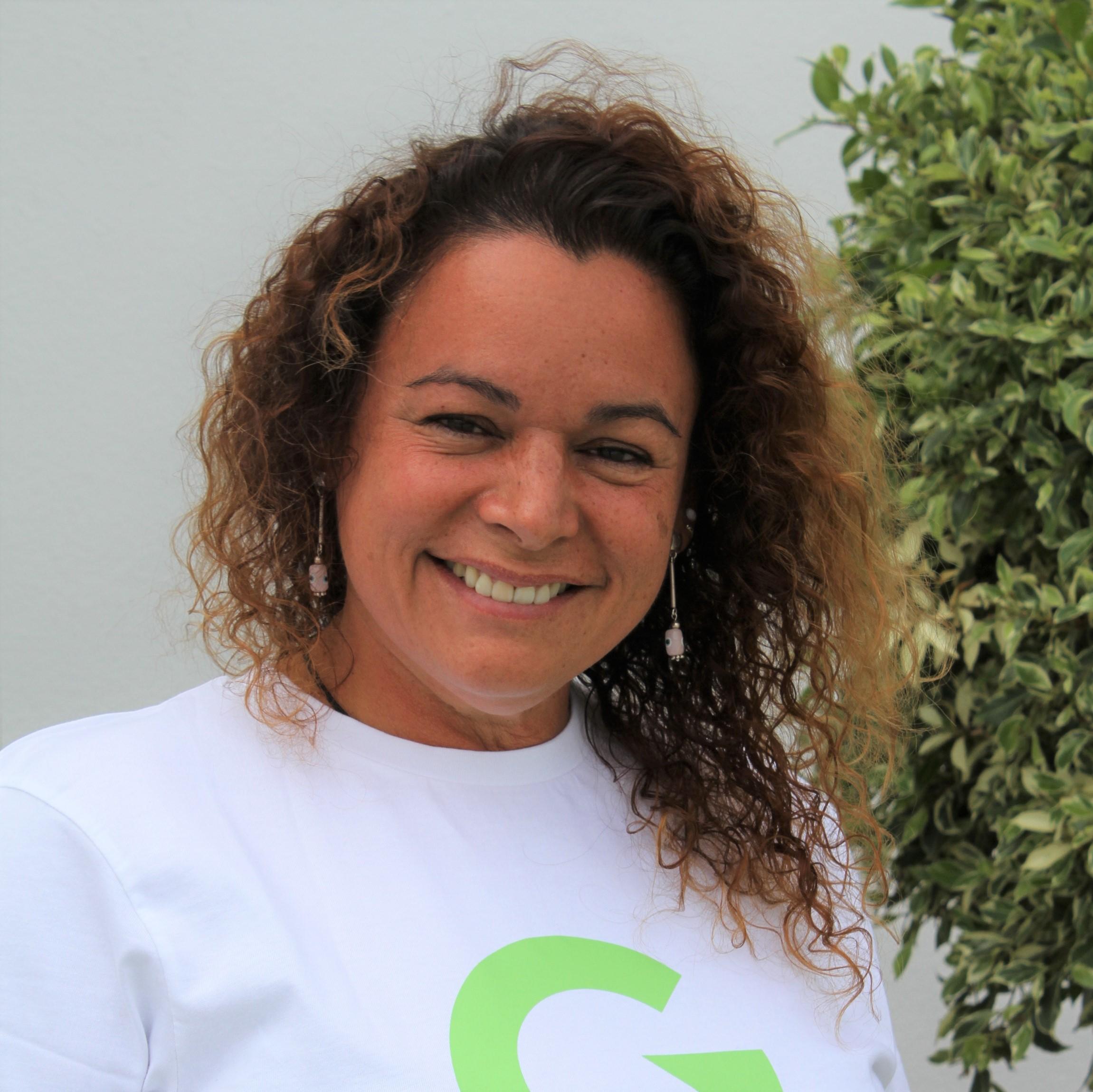 Claudia Quevedo Canary Green square