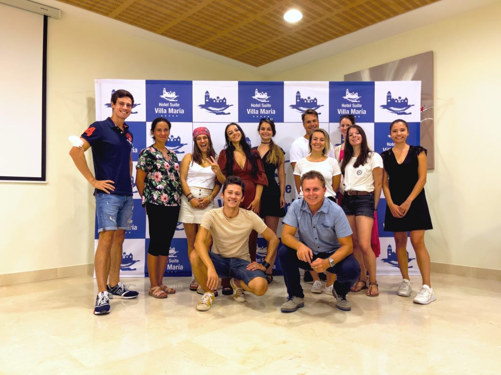 Erasmus for Young Entrepreneurs with Canary Green Canary Green