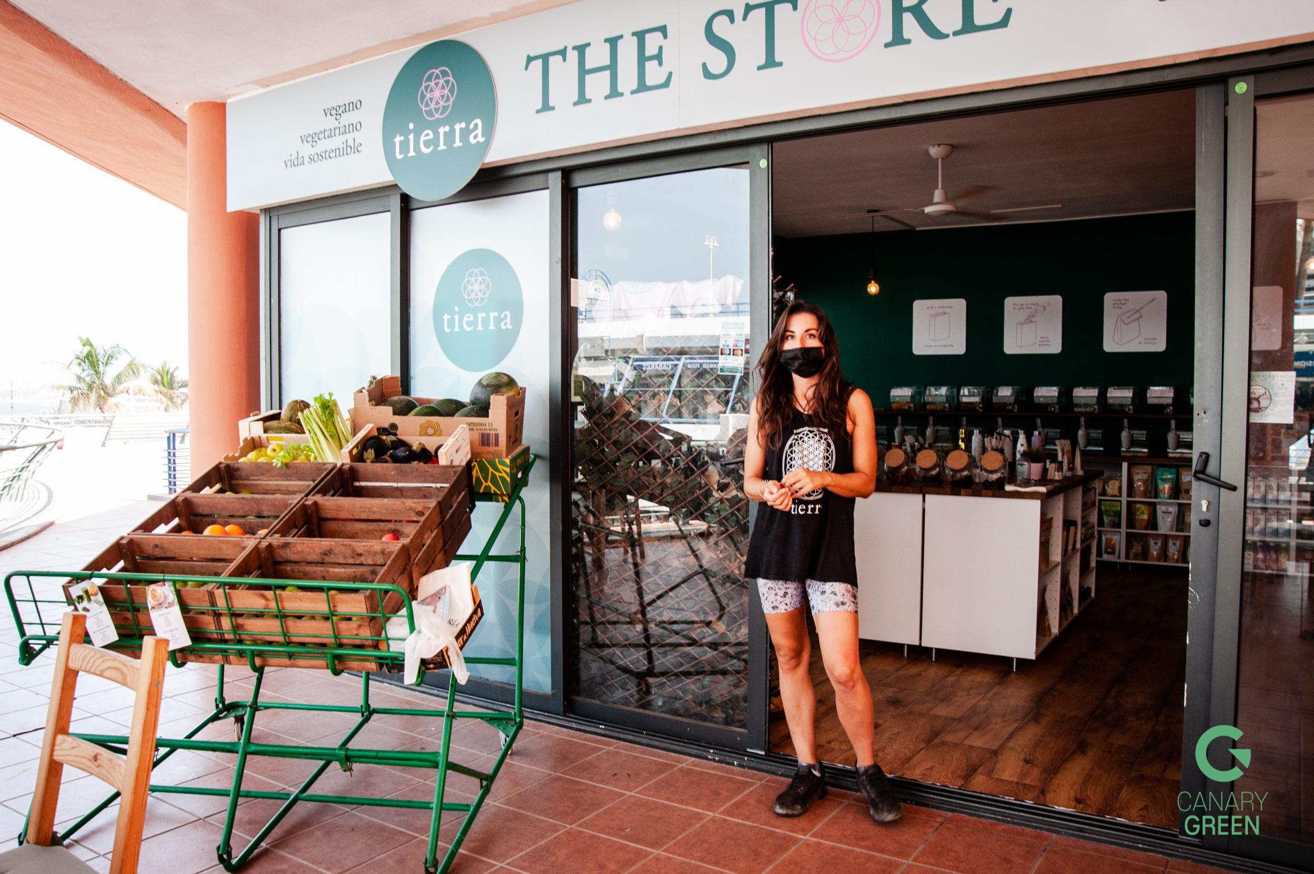 Vegan Restaurant Tenerife, Tierra Food