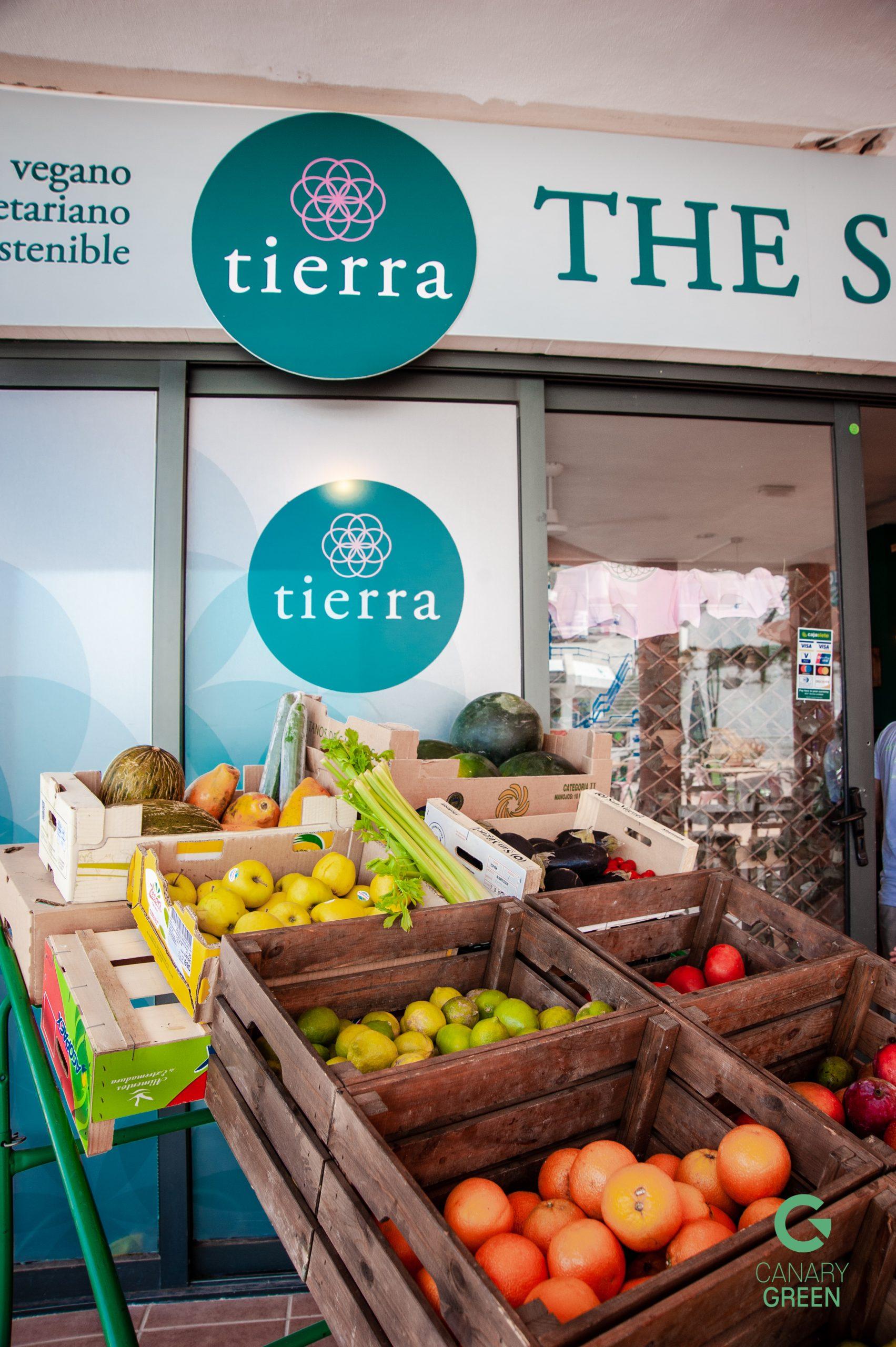 Vegan Food Tenerife Tierra Cafe