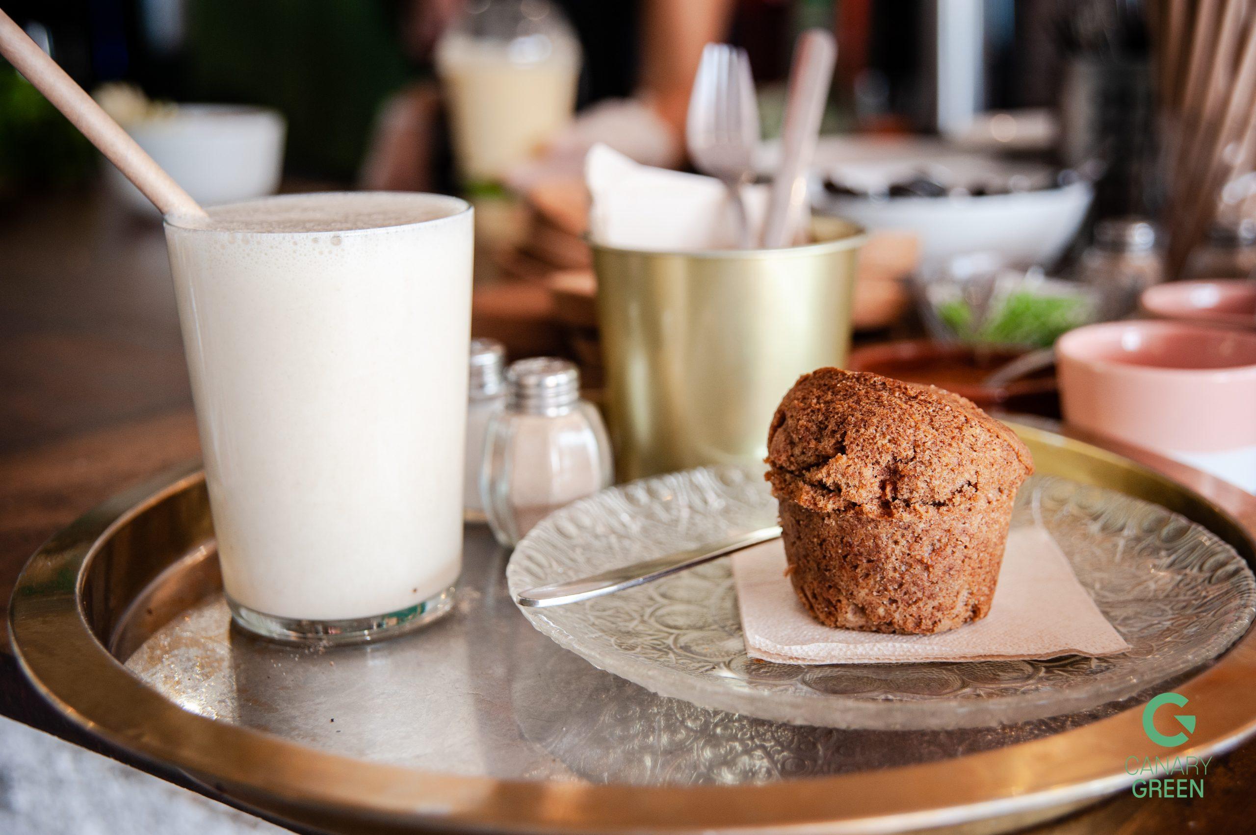 Vegan and Vegetarian Meals in Tenerife Tierra Cafe