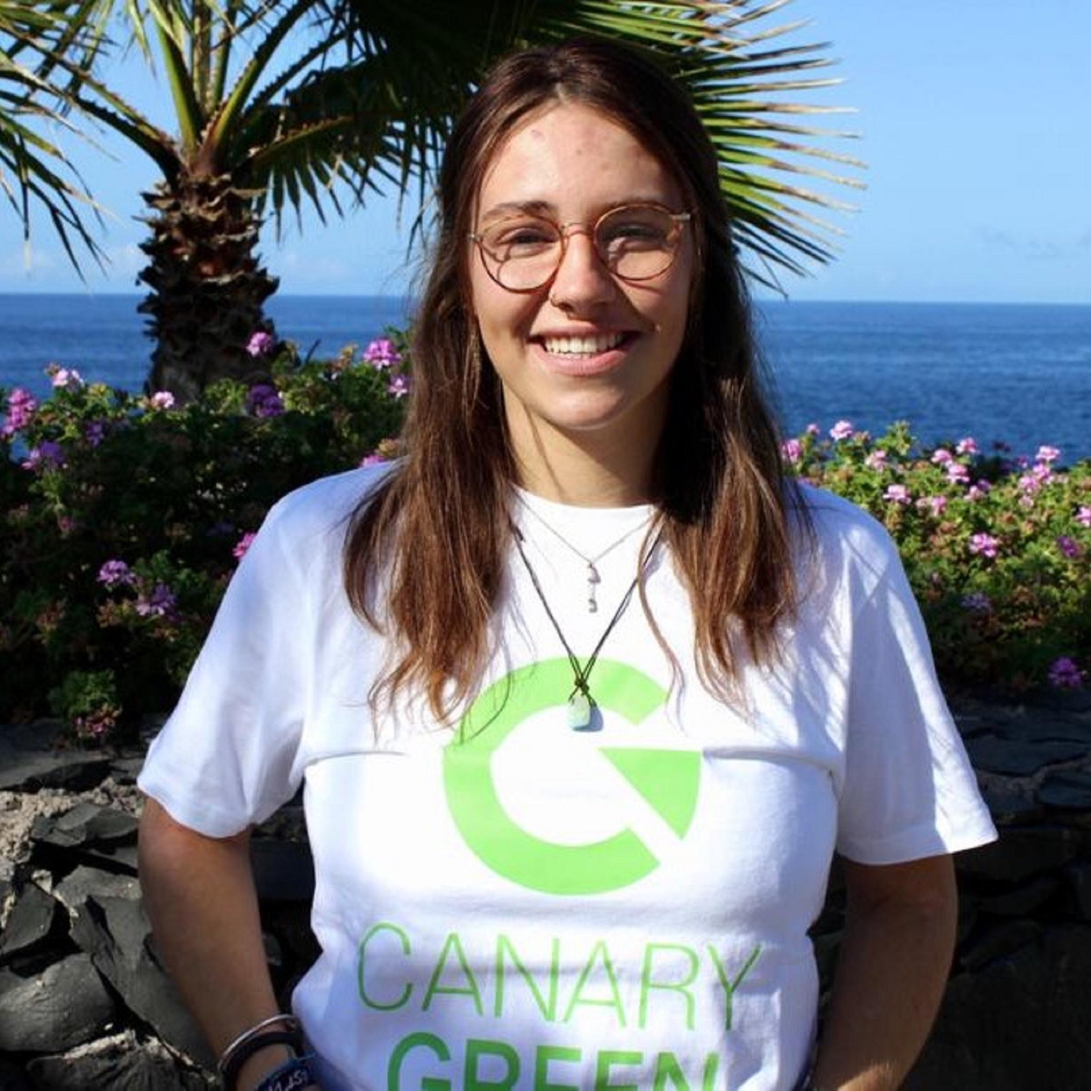 Hanna Schümann Erasmus Internship with Canary Green