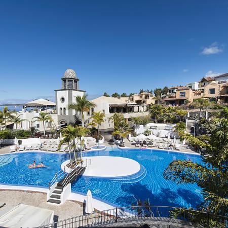 Hotel Suite Villa Maria Tenerife La Caleta