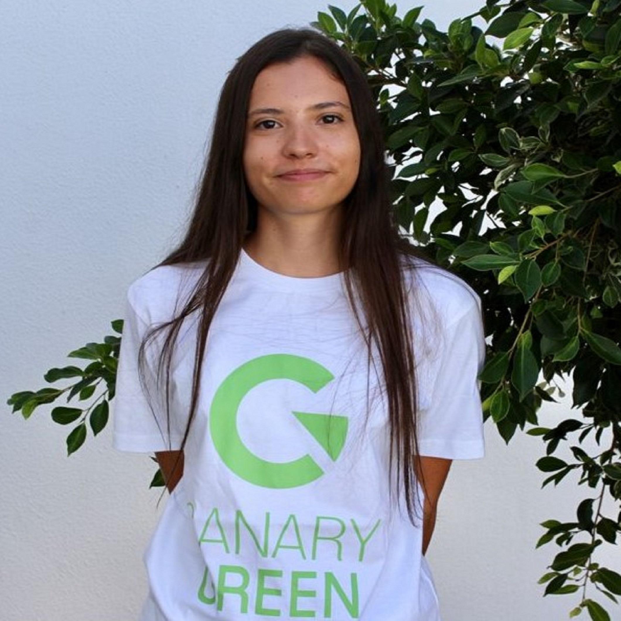 Lisa Plaicker Erasmus Internship with Canary Green