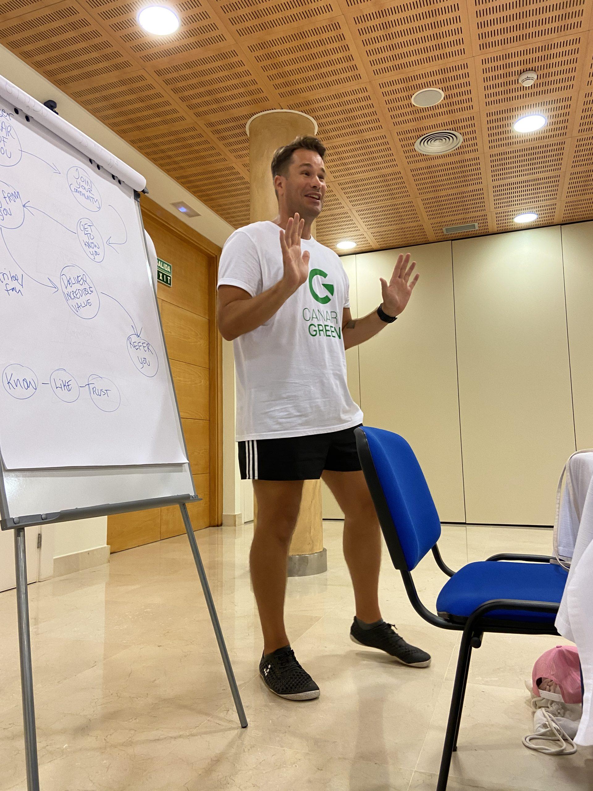 Adam Kawalec Business & Life Coach