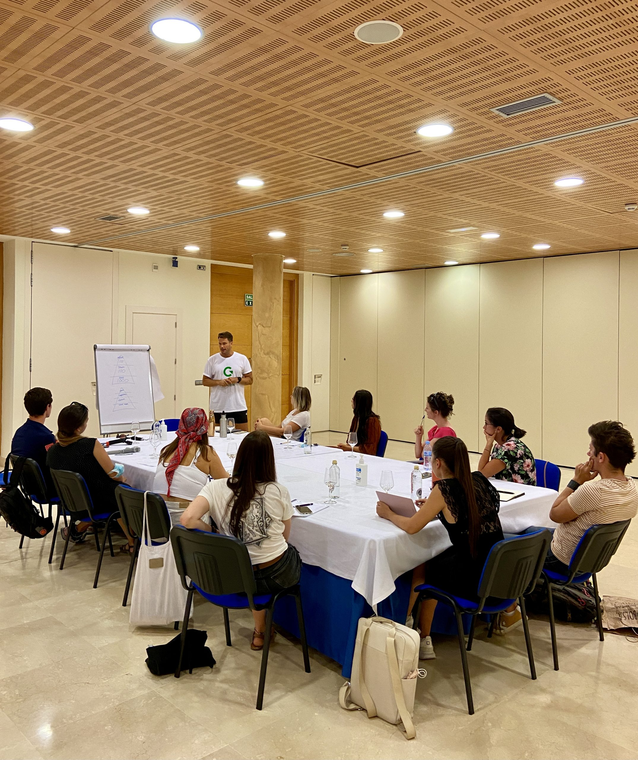 Adam Kawalec Life & Business Coach meeting Canary Green