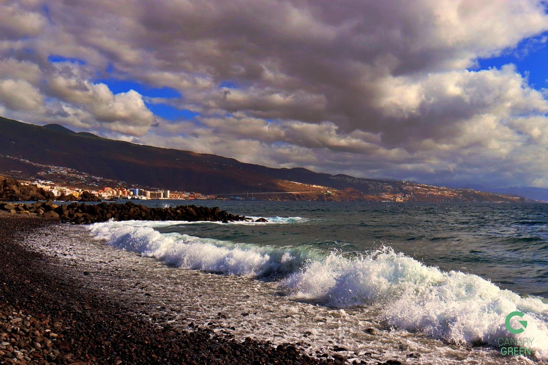 World Clean Up Day - Beach Clean Up, Playa de Lima, Tenerife